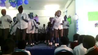 nembu girls 2016 candidates dance