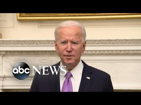Biden signs executive orders for COVID-19 response