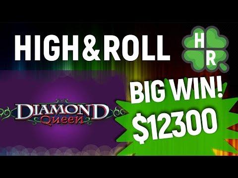 Play Diamond Queen Slot Machine Online (IGT) Free Bonus Game - 동영상