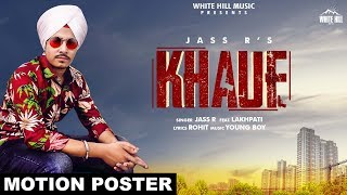 Khauf Motion Poster Jass R Rel On 17th oct White Hill Music