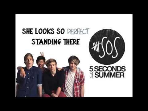 5sos she looks so perfect ash michael lyrics