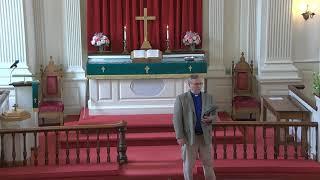 Middleburg UMC - Sunday Service 6-20-21