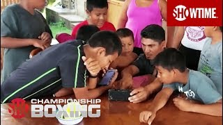Mikey Garcia's Trip to Belize | SHOWTIME CHAMPIONSHIP BOXING