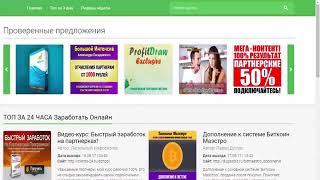 Скрипт Автоматического Заработка   Money Partner - Автоматический Скрипт