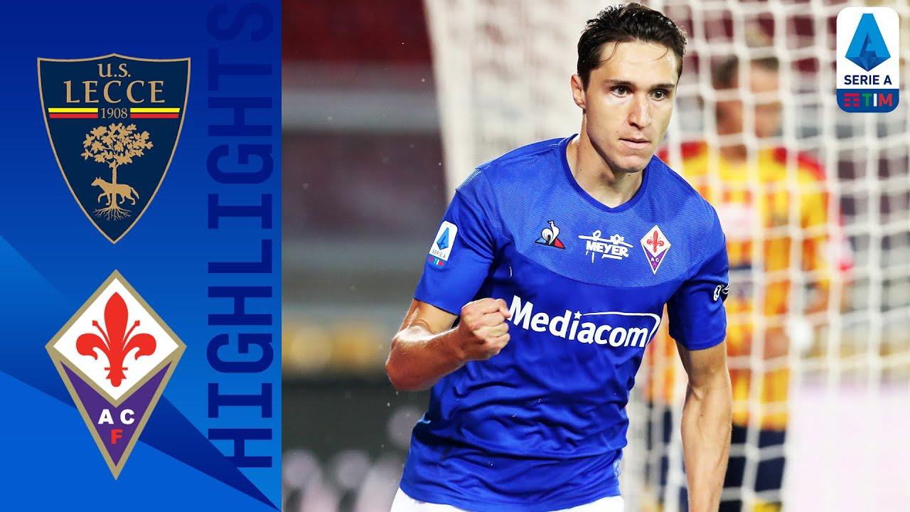 Lecce 1-3 Fiorentina