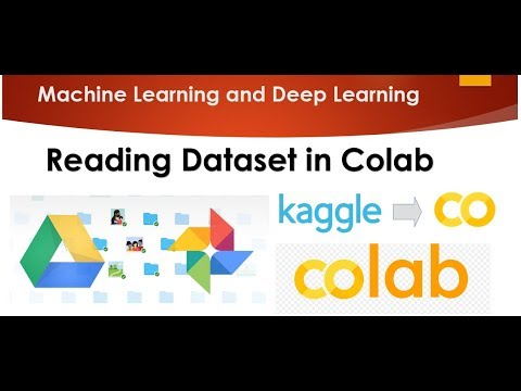 Download How to Read Dataset in Google Colab from Google Drive