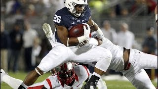 Saquon Barkley 2015-16 Freshman Season Highlights | Penn State | Edited By @trillvg