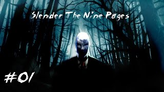 Slender The Nine Pages - Episode One - I Screamed ;_; + DOWNLOAD LINK