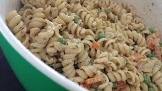 Super Simple Pasta Salad Recipe
