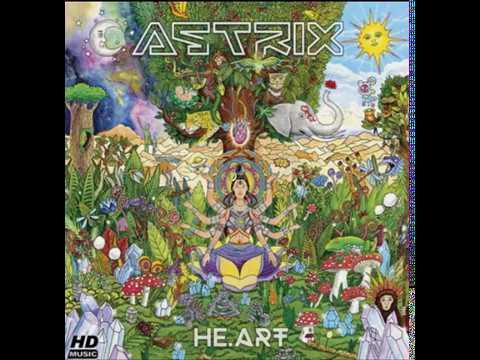 Astrix He Art  2016 Full Album
