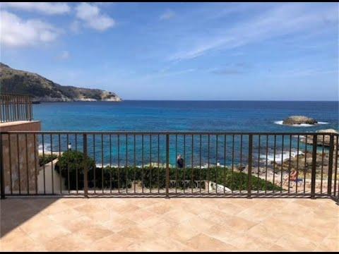 Haus mit Blick auf das Meer in Cala Ratjada Mallorca. Video-home immobilien. 740.000 €