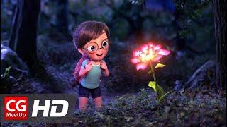 "CGI Animated Short Film HD: ""Flutterby Short Film"" by Ruchirek Yui Somrit"