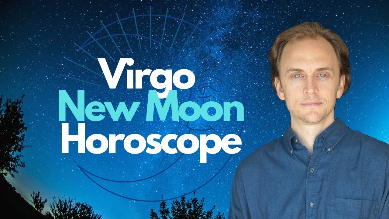 INSPIRATION made SOLID! Virgo New Moon Astrology Horoscope for August 2019