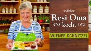 Resi Oma kocht - Wiener Schnitzel