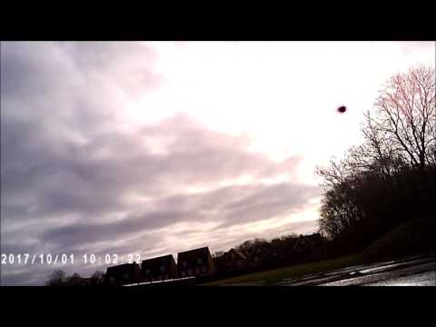 Kenley Aerodrome really slow ufo