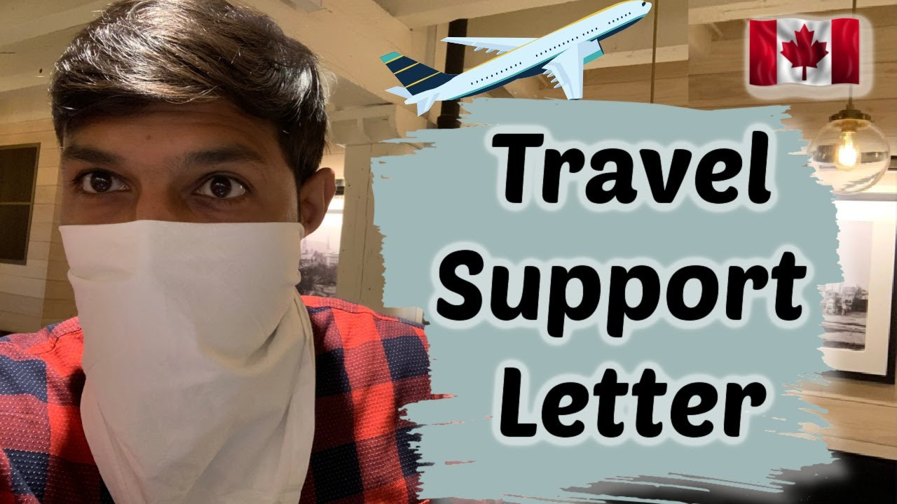 International Students Travel to Canada on Student Visa | Support Letter from Colleges