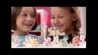 Маджики. Разноцветные лошадки(В мире Маджиков появились новые друзья Маджики Разноцветные лошадки. Они меняют цвет на солнце или в тепле...., 2014-09-30T10:37:27.000Z)