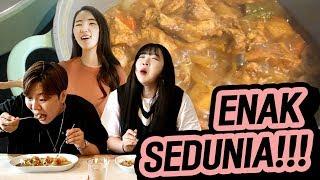 Download lagu [COOKBANG]REAKSI ORANG KOREA MAKAN GULAI AYAM/인도네시아 닭고기요리 레시피