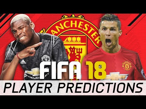FIFA 18 Manchester United Player Ratings Predictions - The Return of Cristiano Ronaldo?