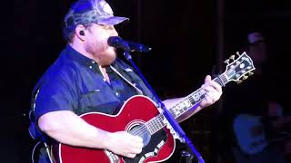 Luke Combs Red Rocks Amphitheatre Moon Over Mexico May 12, 2019 Beer Never Broke My Heart Tour Video