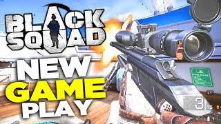 11 Minutes of Black Squad Sniper Gameplay!
