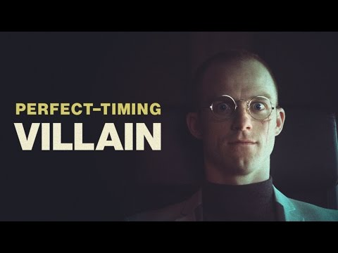 PERFECT-TIMING VILLAIN  |  Chris & Jack