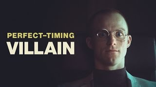 PERFECT-TIMING VILLAIN  |  Chris & Jack