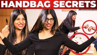 Dipshi Blessy Handbag Secrets Revealed! | What's Inside the HANDBAG