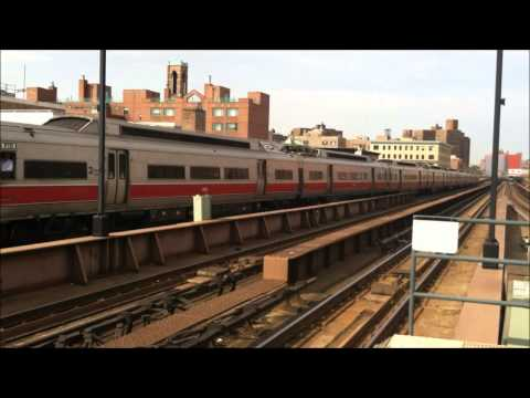 Metro-North Action in Mott Haven and Harlem