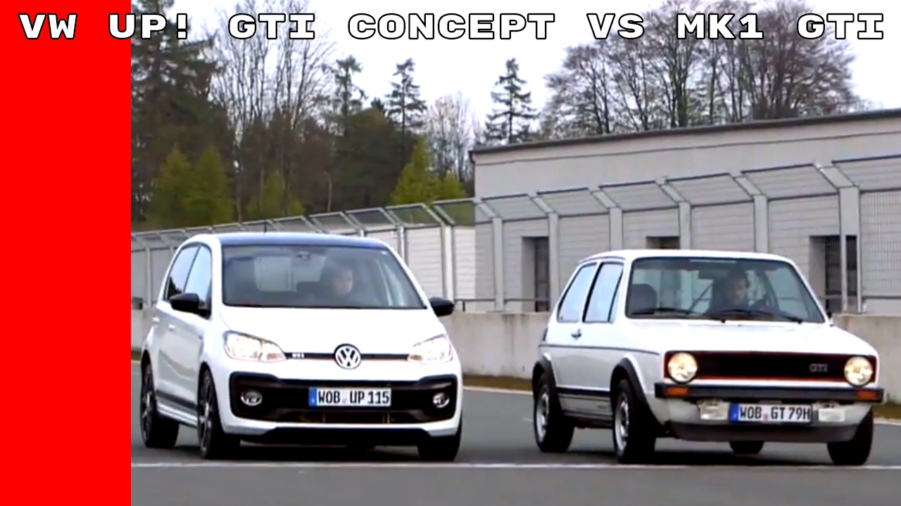 Vw up gti ps