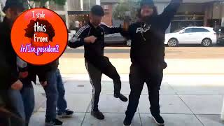 Daily tracksuit andy dance