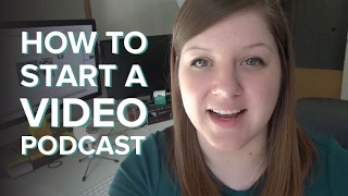 VLOG: How to Start a Video Podcast | Behind-the-Scenes