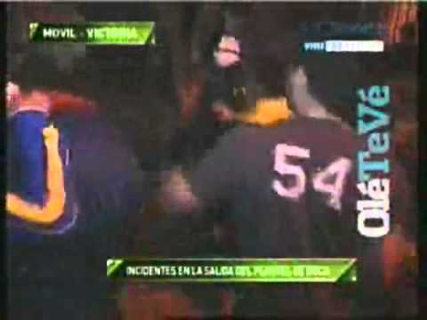 Boca se fue a las piñas   Olé   Diario Deportivo.flv