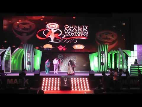 Quality Mark Women Awards Winner Gracy Goswami