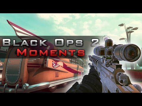Black Ops 2: Moments (Sniper Montage)