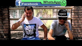 Download Dexter B & Clone Boy - Facebook Whatsapp ( OFFICIAL ) MP3 song and Music Video