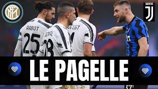 #inter #interjuventus #coppaitaliacoppa italia, inter juventus 1 2: pagelle e analisipagelle commento post-partita di 2, semifinale andata...