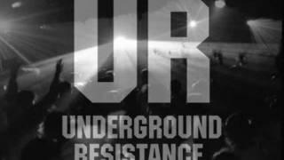 Underground Resistance - Afrogermanic - UR045.