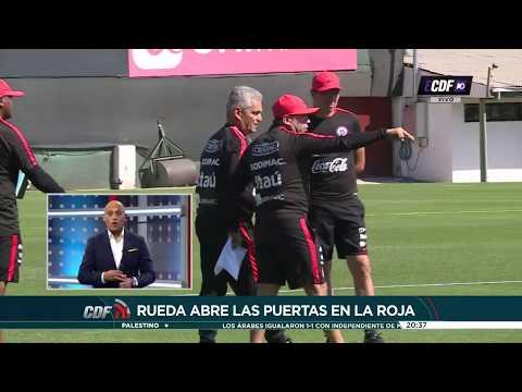 Reinaldo Rueda abre las puertas de la Selección