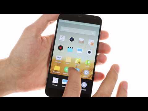 Meizu MX3: user interface