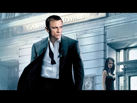 James Bond 007 - Casino Royale - Trailer 2 Deutsch 1080p HD