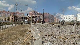 Строительство школы в ЗШК