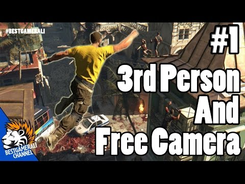 Dying Light - Walkthrough Gameplay Part 1 | 3rd Person/Free Camera