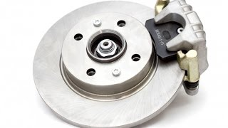 Задние дисковые тормоза на Ваз от Auto overhaul(, 2015-03-30T21:05:31.000Z)