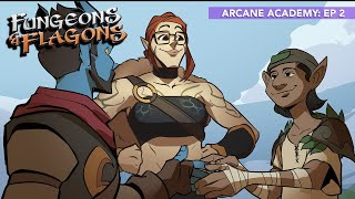 The Three Ingredients - Fungeons \u0026 Flagons: Arcane Academy