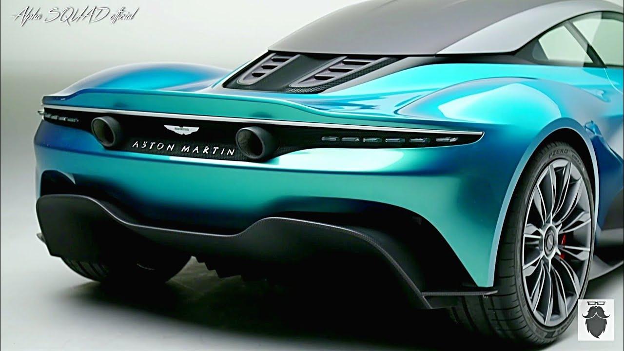 2020 Aston Martin Vanquish Review