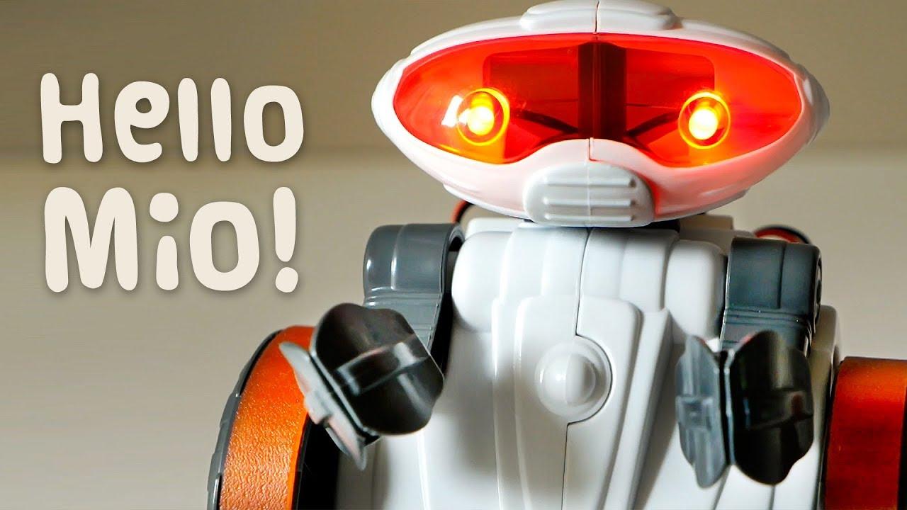 Construire Mio The Robot Science