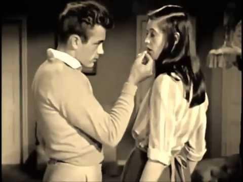 James Dean & Lois Smith