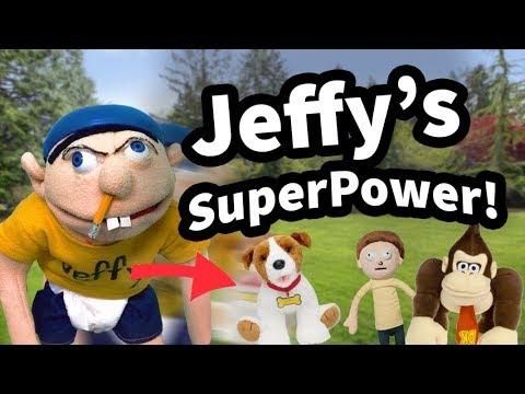 SML Parody: Jeffy's SuperPower!
