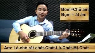 Phần 1. Bolero là gì ? Cách chơi điệu Bolero - Giáo trình Guitar Bolero Văn Anh